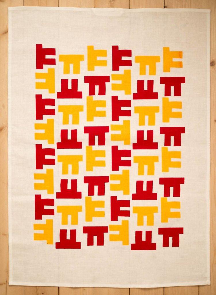 TORII (röd/gul)