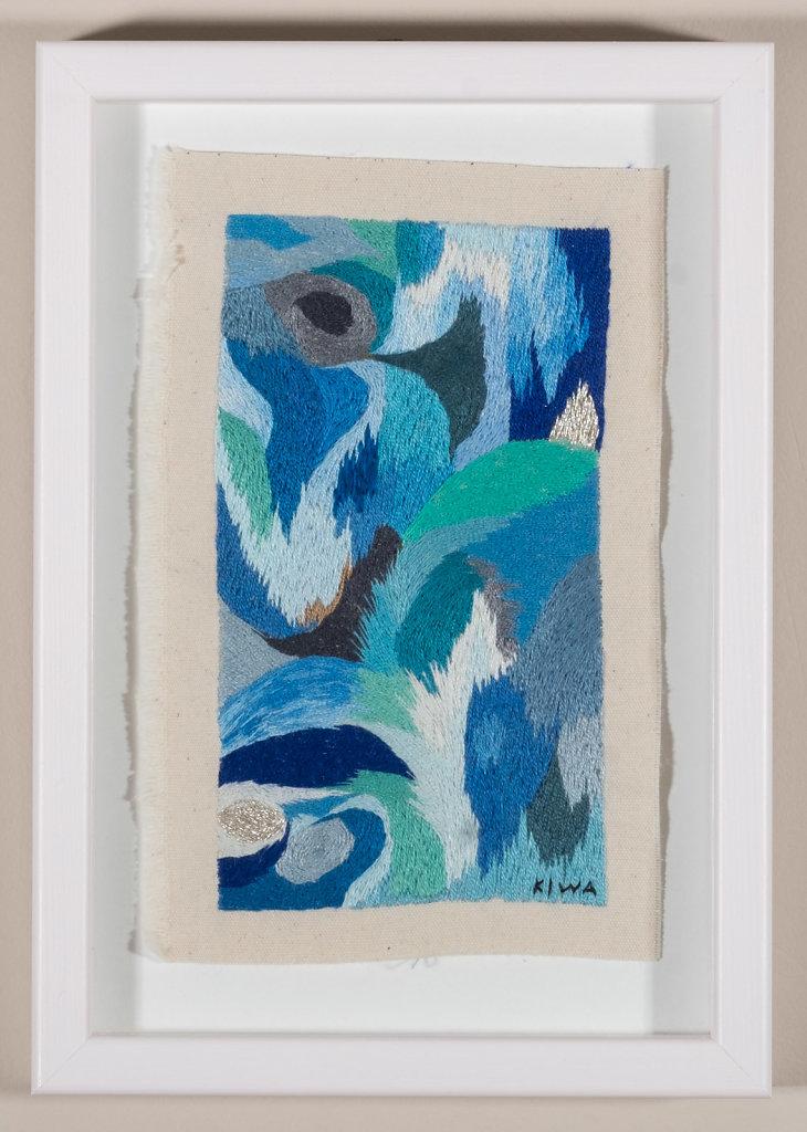 Blåa färger (2016)