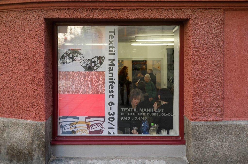 Textil Manifest, Galleri 21, Malmö